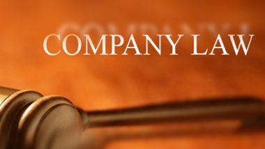 Everything You Need to Know About Company Laws