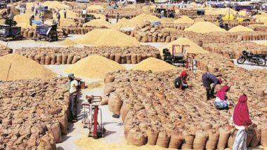 कोरोना संकट के बावजूद कृषि वस्तुओं के निर्यात में हुई बंपर बढ़ोतरी