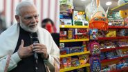 PM Narendra Modi Urges Startups, Entrepreneurs to 'Team Up' Under 'Vocal for Local' Theme to Make India Atma Nirbhar in Toy Manufacturing Sector