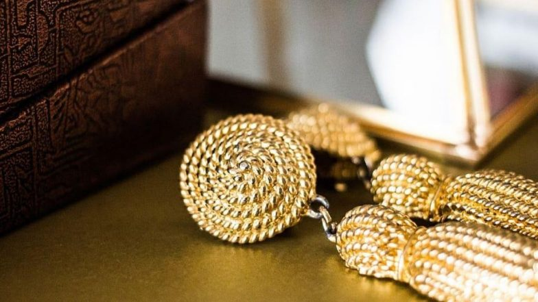 Gold Rate Today: Price of Yellow Metal Up at Rs 50,584 Per 10 Gram, Silver Jumps to Rs 61,605 Per Kg