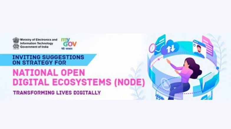 Open Digital Ecosystems Have Potential to Contribute Rs 35 Lakh Crore in India by 2030, Around 5.5% of the Projected GDP: Report