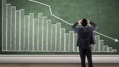 कोरोना महामारी से जीडीपी का हुआ बुरा हाल, चालू वित्त वर्ष की पहली तिमाही में रिकार्ड 23.9% की आई गिरावट