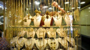 सोने में 1,365 रुपये , चांदी में 5,972 रुपये का उछाल