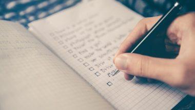 Checklist for Your Dream Restaurant!