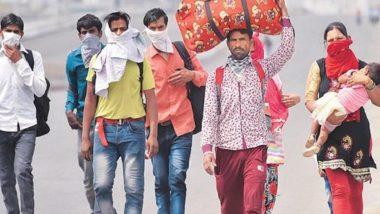 केंद्र सरकार की Garib Kalyan Yojana से प्रवासियों को उनके गांव में ही मिल रहा रोजगार
