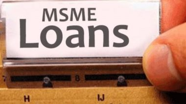 Credit Guarantee Scheme: Banks Sanction Rs 1.86 Lakh Cr to 50 Lakh MSMEs Impacted by Slowdown Amid COVID-19 Pandemic