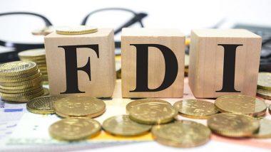 भारत के इन सेक्टरों में विदेशी निवेशक दिखा रहे अधिक रुची, FDI में 15% उछाल दर्ज