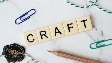 Craft Business: बेहतरीन कमाई के लिए शुरू करें ये 5 प्रॉफिटेबल क्राफ्ट बिजनेस