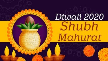 Diwali 2020 Shubh Mahurat: Auspicious Time and Dates to Open New Shop, Office and Factory This Festive Occasion