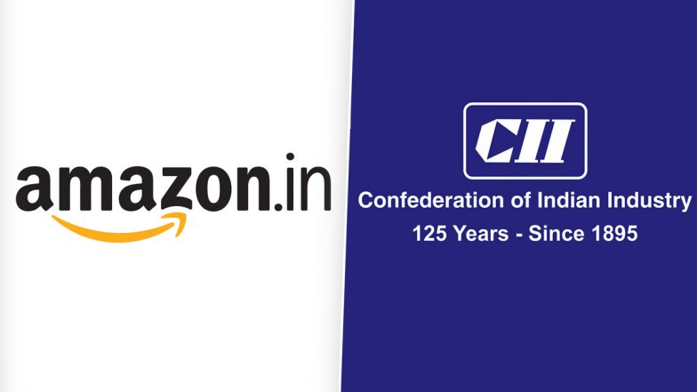 Amazon India & CII Sign MoU to Help MSMEs Adopt E-Commerce & Digitisation of Business