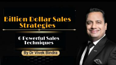5 Billion Dollar Sales Strategies that will Boost Business Sales!
