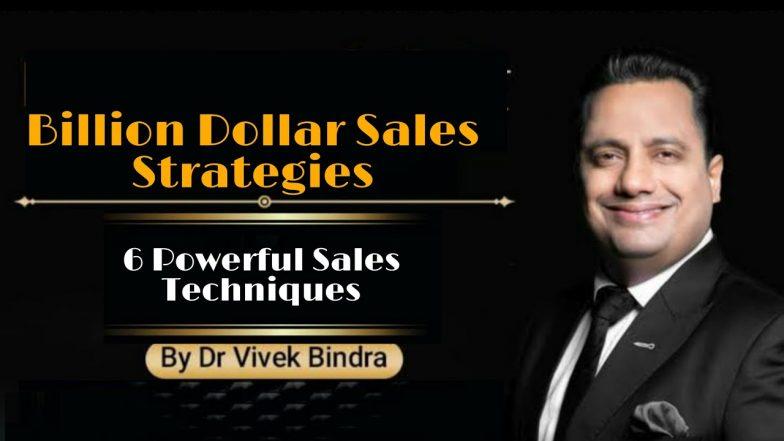 5 Billion Dollar Sales Strategies that will Boost Business Sales!