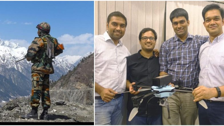 Founded by IIT alumni, this Indian Startup bagged Rs 130-crore deal with the Indian Army!