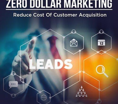 Zero Dollar Marketing: 7 Easy Steps to your Ultimate Marketing Strategy