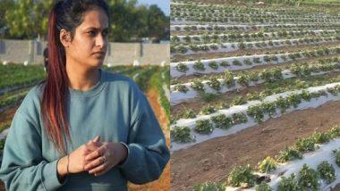 गुरलीन चावला Inspirational Story: 23 साल की इस लड़की ने की स्ट्रॉबेरी की खेती, बन गई लाखों लोगों के लिए मिसाल, प्रधानमंत्री ने भी की तारीफ