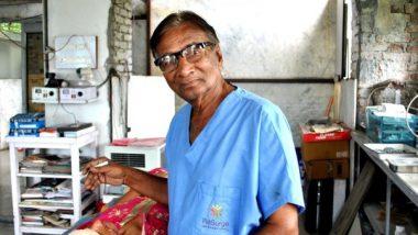 डॉ. योगी ऐरन Inspirational Story:  83 साल के ये बुजुर्ग सर्जन लोगों की करते हैं निःशुल्क प्लास्टिक सर्जरी, इनके सेवाभाव को देख सरकार ने किया पद्मश्री अवार्ड से सम्मानित