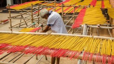 Agarbatti Business: एमआईएस मॉड्यूल से सशक्त होगा घरेलू अगरबत्ती उद्योग, राष्ट्रीय बांस मिशन ने किया लॉन्च