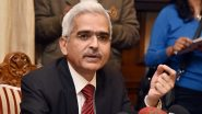 MSME Sector 'Growth Engine' of Indian Economy, Contributes around 30% to GDP, Says RBI Governor Shaktikanta Das