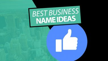 4 Tips For Selecting a Powerful Business Name for your Startup!