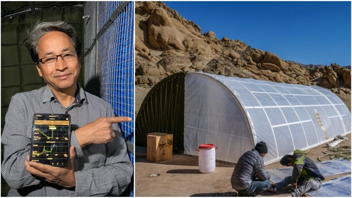 Sonam Wangchuk`s latest Innovation can Keep Indian Army Soldiers Warm in Sub-zero Temperatures!