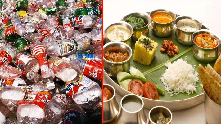 यह है देश का पहला गार्बेज कैफ़े, यहां कचरे के बदले मिलता है भरपेट खाना