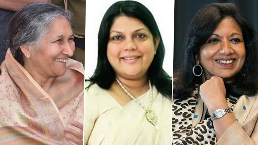 International Women's Day 2021: Take a Look at Top 3 Famous Women Entrepreneurs in India