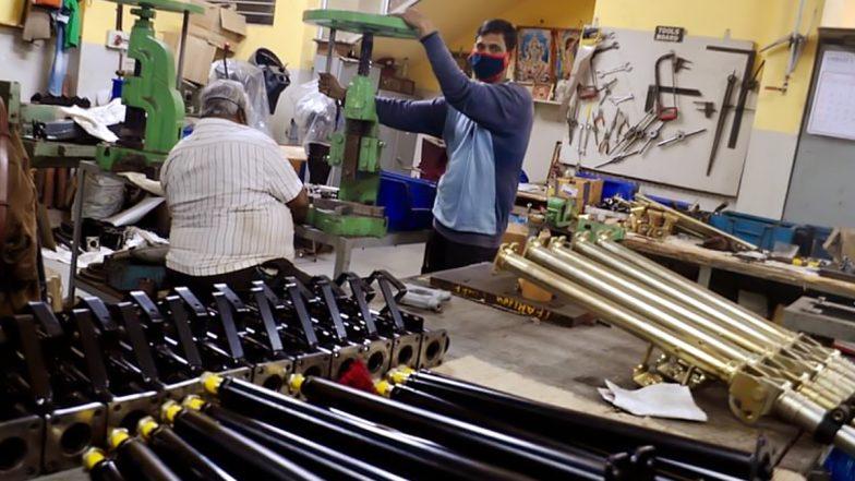 MSME भारतीय अर्थव्यवस्था के विकास का इंजन, कोविड की दूसरी लहर से भी निपटने में सक्षम