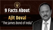 9 Lesser Known Facts about Ajit Doval the 'James Bond of India' that will make you feel Proud of this Indian Hero!