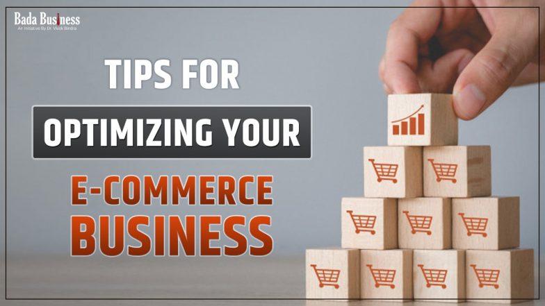 Tips for Optimizing your E-Commerce Business: ई-कॉर्मस साइट को इन टिप्स के जरिए करें ऑप्टीमाइज़ और बढ़ाएं उसकी रैंकिंग