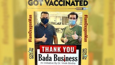 Bada Business Organizes A Vaccination Drive For Its Employees & Their Relatives!