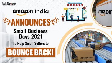 Amazon launches Its First 'Digital Kendra' To Help MSMEs Start Digital Journey!